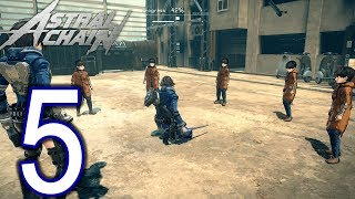 Astral Chain Switch Walkthrough - Part 5 - File 03 Link