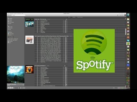 Spotify Playlists Zusammenfügen