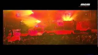 Muse - Sunburn live @ Route du Rock 2001