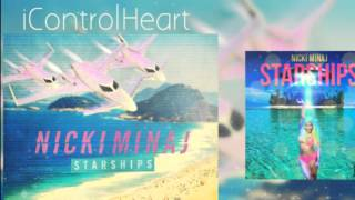 Nicki Minaj - Starships Starships (Deluxe Promo CDS) ▼ Download In Descripiton ▼