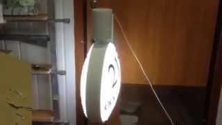 Короб световой круглый двусторонний вращающийся диаметр 50см. на кронштейнах(Ссылка на товар http://ginrus.ru/p28157057-korob-svetovoj-kruglyj.html., 2014-01-22T06:19:44.000Z)