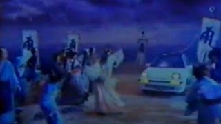 TOYOTA - 1988 ad from JAPANESE TV