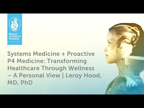 Systems Medicine + Proactive P4 Medicine: Transforming Healthcare Through Wellness – A Personal View