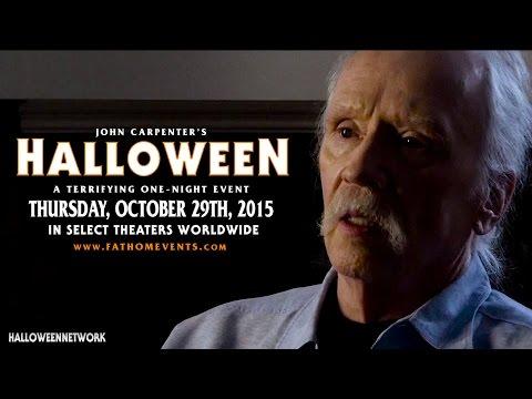 John Carpenter - Halloween On Big Screen