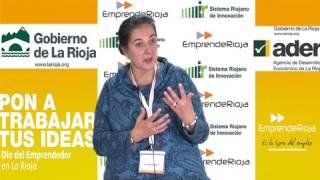 2016 11 17 Dia Emprendedor Entrevista Lourdes Velasco