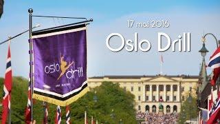 17 mai 2016 med Oslo Drill