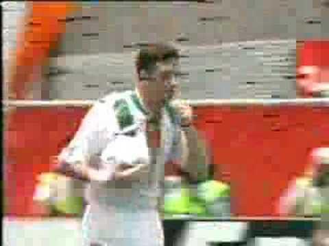 Ireland VS Mexico WC94 - John Aldridge 2-1