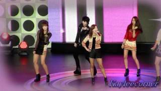 [Fancam] f(x) Victoria - Pinocchio and Hot summer- Korean Music Wave concert