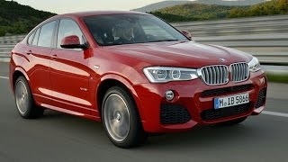 2015 BMW X4 Review