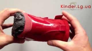 видео Ортопедическая обувь для детей Sursil-Ortho 13-108K - «Сурсил орто — не ортопедическая обувь»
