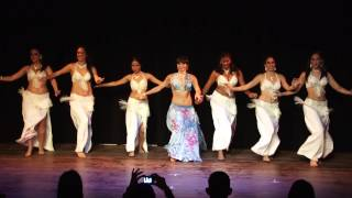 Paula & Tabla Dance Company @ Stand up and Bellydance! Vol. 2, Dominican Republic