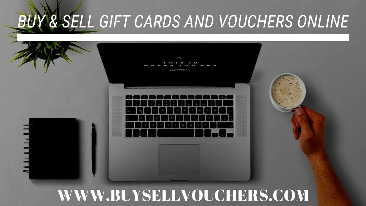 Buy & Sell E-currencies, Vouchers, Gift Cards, Paymers, Coupons at