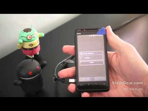 HTC EVO Design 4G (How To Root)