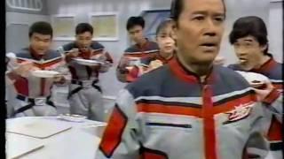 En 1993 hubo una parodia de Ultrasiete en la TV japonesa. Koji Mori...