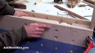 7 Of 23 • Wood Routers: How To Make A Jig To Route A Tapered Fluted Leg