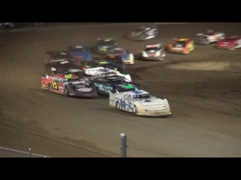 IMCA Late Model feature Independence Motor Speedway 7/22/17