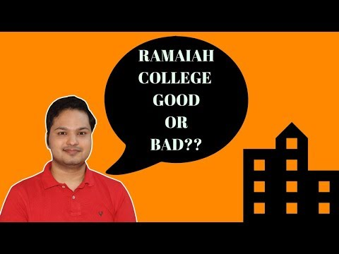 Ramaiah College | Admission | Counselling | Student Life | Placements