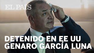 Detenido Genaro García Luna