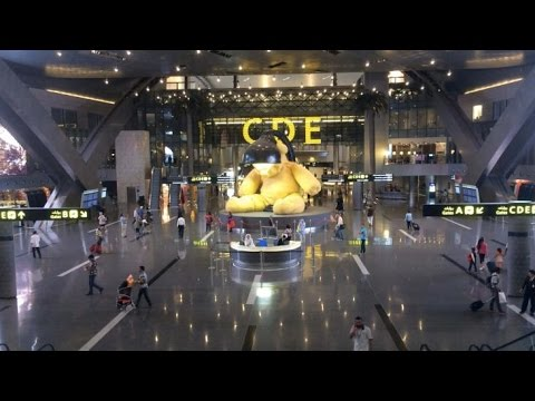 Doha Hamad International Airport QATAR