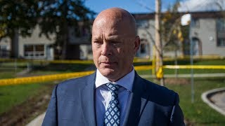 SHOT IN THE HEAD: Toronto cop reflects on surviving being shot years ago