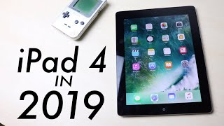 iPAD 4 In 2019! (Is It Still Worth It?) (Review)