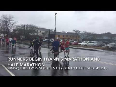 Hyannis Marathon and Half Marathon