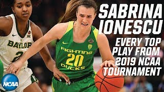 Sabrina Ionescu: All Top Plays From The 2019 NCAA Tournament