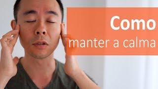 Como manter a calma em dois minutos   Oi Seiiti Arata 95