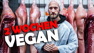 14 Tage Vegan (mit Bluttest)! Das Experiment