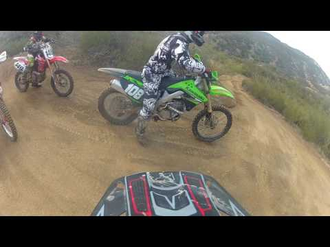 Devin Rides   Frank Raines with Blake   10/29/16