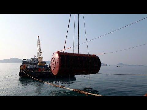 S.Korea to lift sunken Sewol ferry