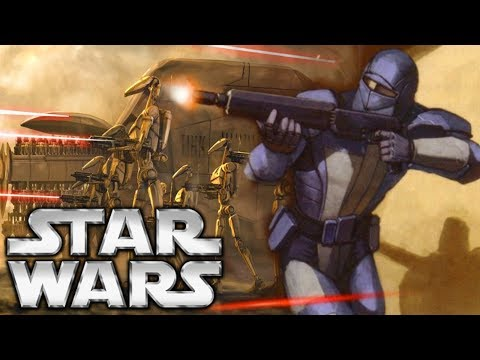 Mandalore Joins The Separatists: Star Wars Rethink