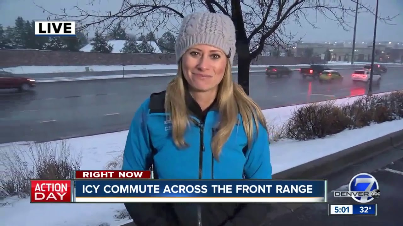 Live Colorado traffic updates as snow blankets the Denver metro and the Front ...