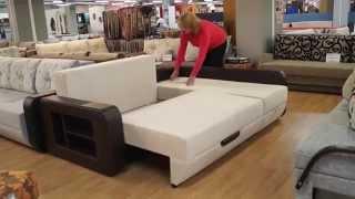 Угловой диван-кровать