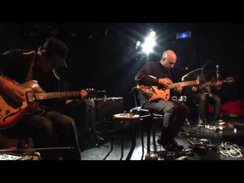 Elliott Sharp Japan Tour 2012 -01