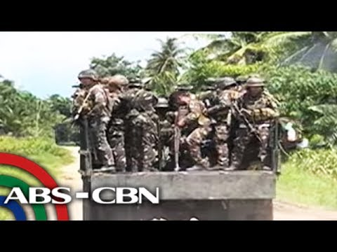 The World Tonight: Soldiers, BIFF gunmen clash in North Cotabato