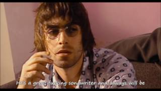 That's why Liam hates Noel Gallagher - Supersonic (2016) Documentary