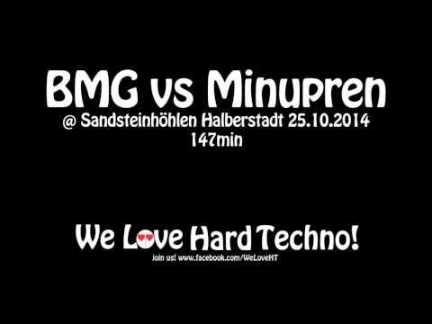 BMG vs Minupren @ Sandsteinhöhlen Halberstadt 25.10.2014