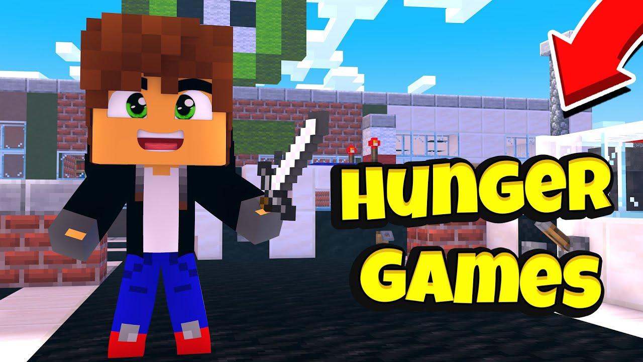 майнкрафт голодные игры с аидом и алексом #3