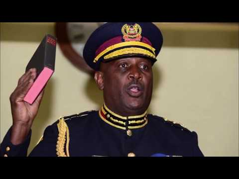 Police IG Mutyambai vows to improve community policing |  Kenya news today
