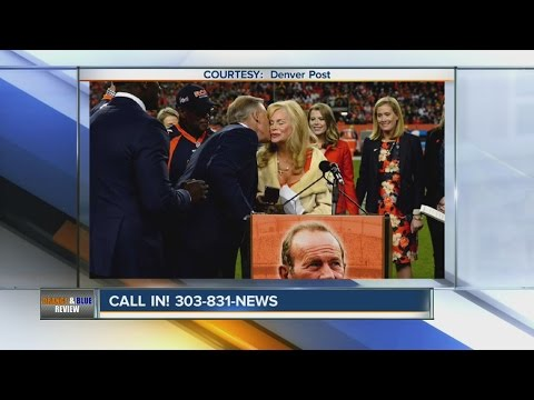Broncos induct owner Pat Bowlen into the Ring of Fame