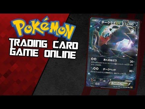 Pokemon Trading Card Game Online PL #1 - Otwieranie i ... DARKRAI?!