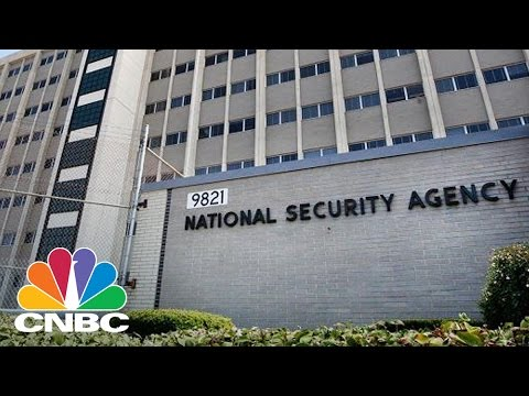 FBI Arrests NSA Contractor For Lifting Secret Code | Squawk Box | CNBC