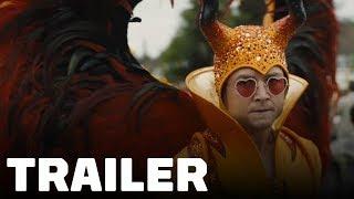 Rocketman Teaser Trailer (2019) Taron Egerton, Bryce Dallas Howard