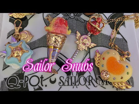 Q-Pot X Sailor Moon 4th Collab Unboxing & Review! - By Sailor Snubs