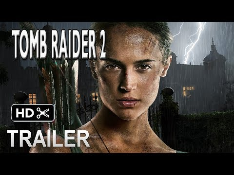 Alicia Vikander On The History And Pressure Of Playing Lara Croft