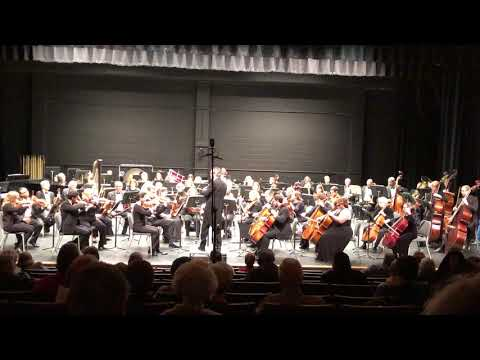 Night on Bald Mountain, Delaware County Symphony