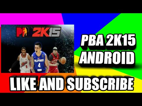 HOW TO DOWNLOAD PBA 2K15