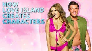 كيف جزيرة الحب يخلق شخصيات | الفيديو