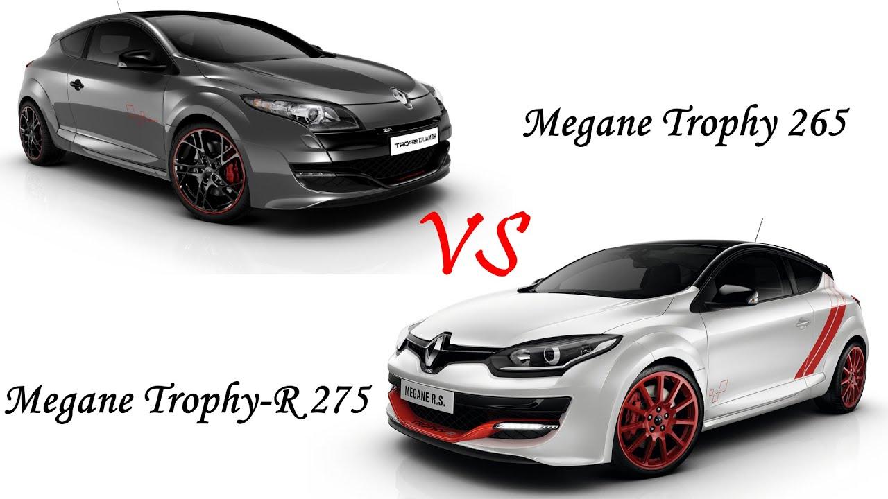 megane trophy r 275 vs megane trophy 265 nurburgring youtube. Black Bedroom Furniture Sets. Home Design Ideas